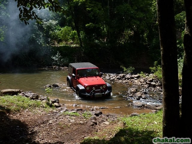 Jeep LoveRS Savarauto no Batatenthal